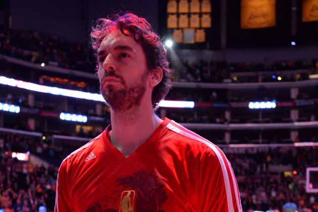 Does Pau Gasol's Injury Kill Lakers Chances of Trading Him Before 2014 Deadline?