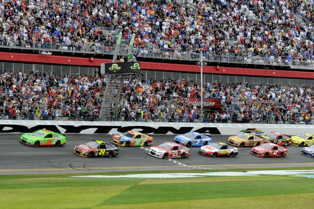 NASCAR Penalty Process: Breaking Down Sprint Cup Series' New Deterrence System