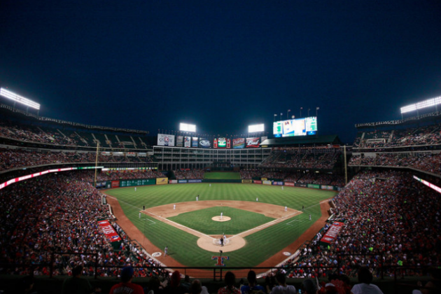 Texas Rangers Stadium Name Change: Globe Life Park