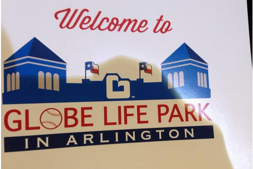 Rangers Change Stadium Name to 'Global Life Park'