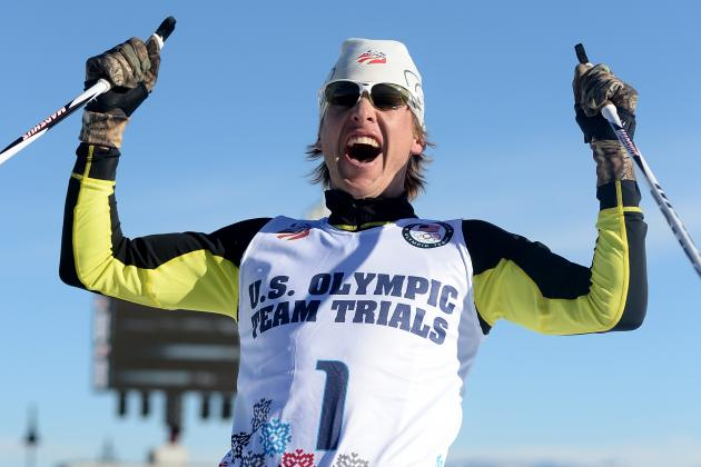 Todd Lodwick Announced as Team USA Flag Bearer for Sochi Olympics