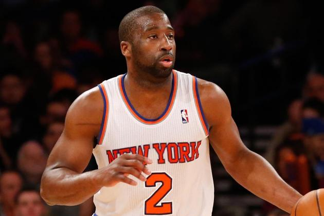 Time for Woodson to Cut Raymond Felton's Minutes