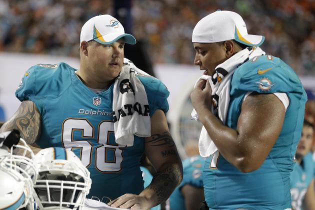 What the Next Chapter for the Miami Dolphins Offensive Line Could Look Like