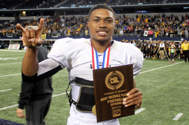 Texas Football: Why 4-Star Jerrod Heard Will Finally End the Horns' QB Drought