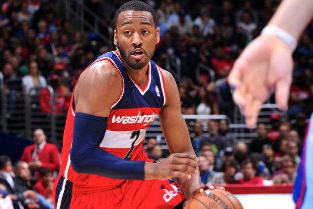 John Wall Proving He's Max-Contract Superstar with Breakout Season