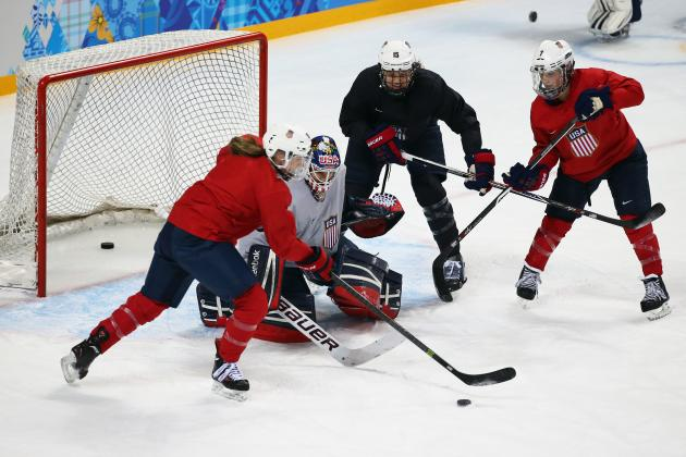 US Olympic Hockey Team 2014: Format Change Will Benefit Women's Team