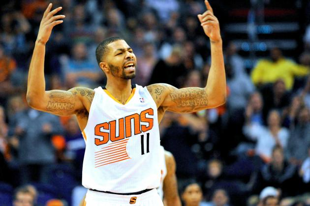 Can Phoenix Suns' Markieff Morris Emerge as Sleeper Sixth Man Candidate?