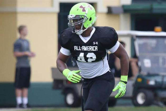 Ohio State Football Recruiting: 5-Star Raekwon McMillan 1st Step Toward SEC D