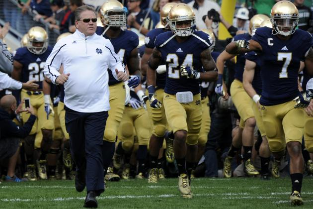 Notre Dame Football Recruiting: Analyzing the Top Players in Irish 2014 Class