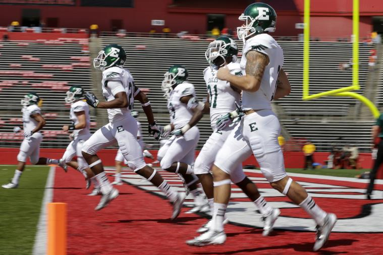 Lion King Conaway Pushes Eastern Michigan into National Signing Day Spotlight
