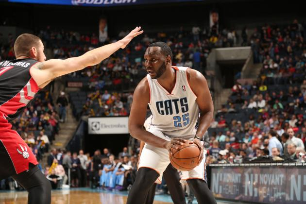 Can Al Jefferson Alone Reverse Charlotte Bobcats Losing Culture for Good?