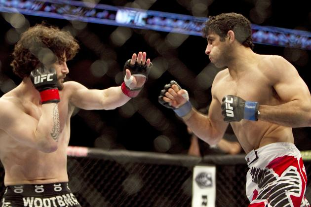 Beneil Dariush Plans on Taking the UFC's Lightweight Division by Storm