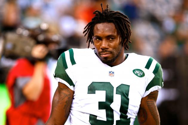 Antonio Cromartie Speaks Out on NFL's Marijuana Policy