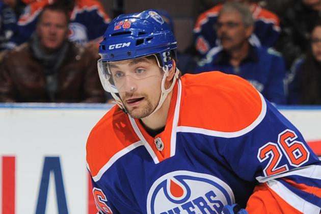 Do the Edmonton Oilers Have a Place for Mark Arcobello?