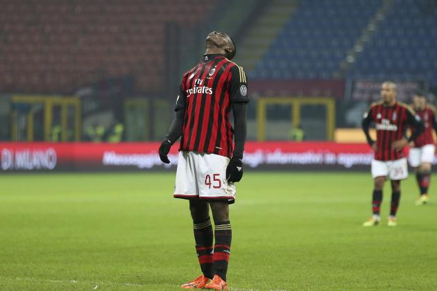 Arsenal Transfer Rumours: Mario Balotelli a Risky Target for Gunners