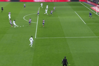 GIF: Pepe's Deflected Shot Puts Real Madrid Ahead vs. Atletico Madrid