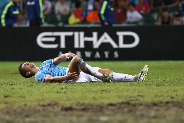 Will Manchester City's Summer Excursions Cost as Much as They Earn, Again?