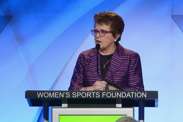 Billie Jean King Won't Attend Sochi Opening Ceremony