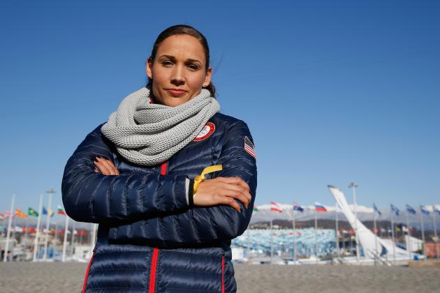 Lolo Jones Can Still Be Success Without Medal at Winter Olympics 2014