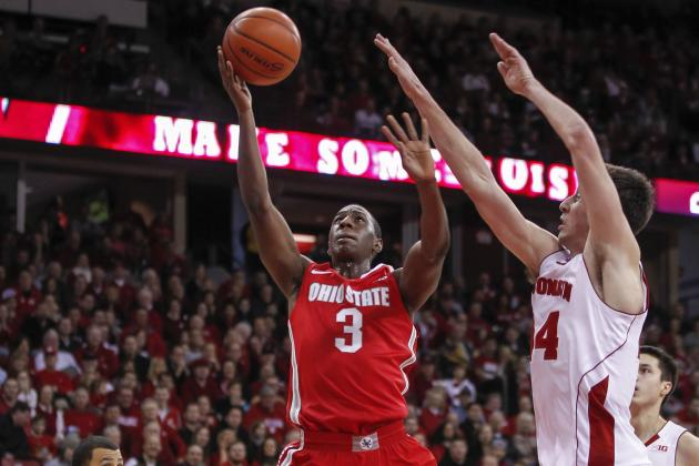 Ohio State Basketball: Is OSU Back on Track After Shannon Scott's Move to Bench?