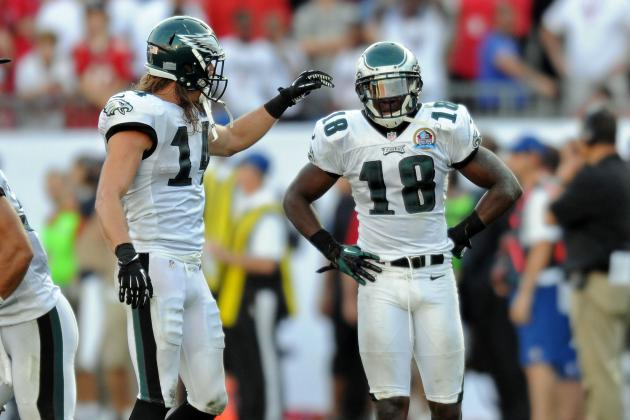 No Reason the Philadelphia Eagles Can't Bring Both Maclin and Cooper Back