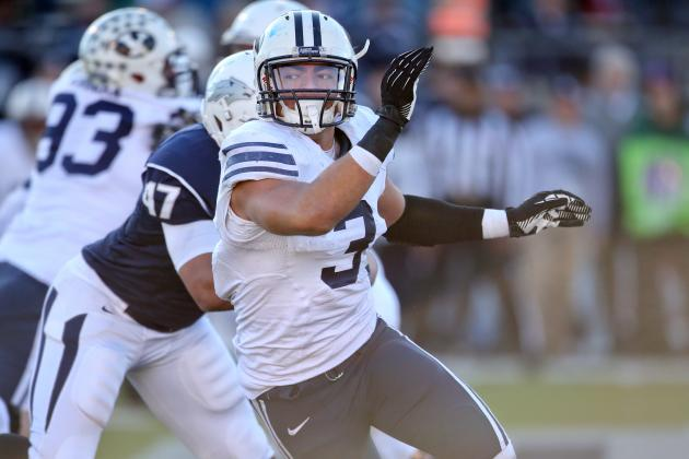Kyle Van Noy Scouting Report: NFL Outlook for BYU Outside Linebacker