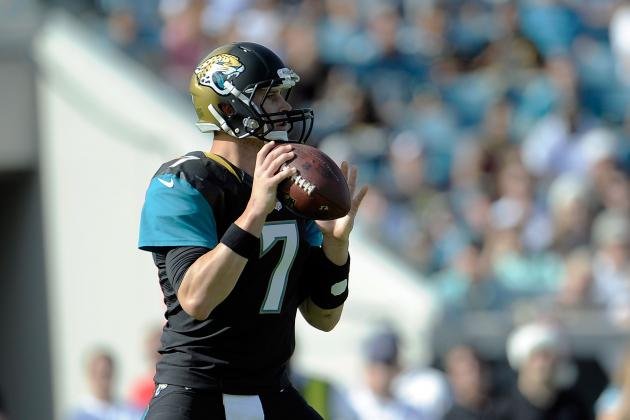 Signing Chad Henne to a New Deal Is a Major Priority for the Jaguars