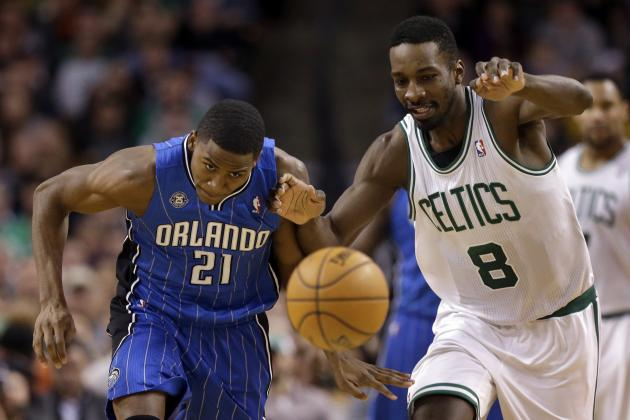 Should Boston Celtics Strike Now on a Jeff Green Trade?