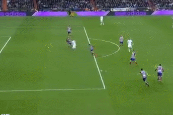 GIF: Jese Rodriguez Scores with Fine Finish for Real Madrid vs. Atletico Madrid