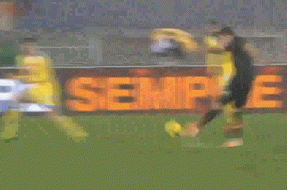 GIF: Kevin Strootman Scores a Screamer for Roma vs. Napoli
