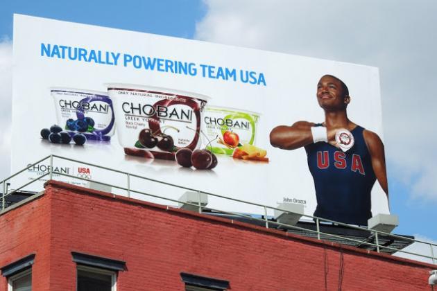 Russia Blocking a Yogurt Shipment from Reaching U.S. Olympians