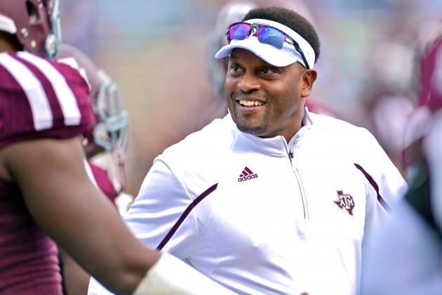 Kevin Sumlin, Texas A&M Have Officially Stolen State of Texas from Longhorns