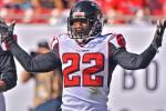 Falcons Cut 4-Time Pro Bowl CB Samuel