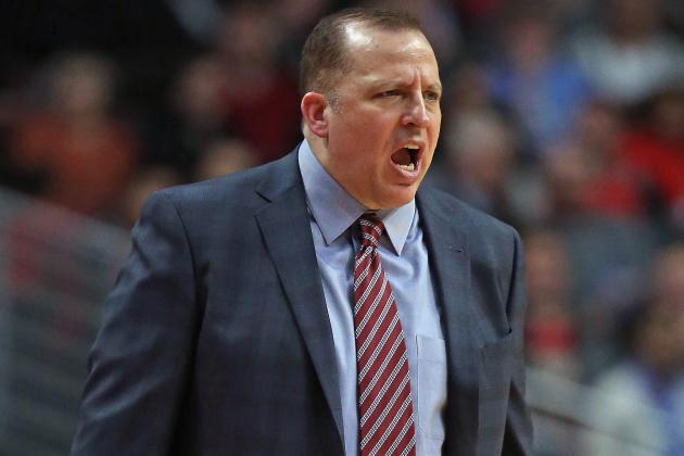 Thibodeau: I'll Play Who Gives Us Best Chance