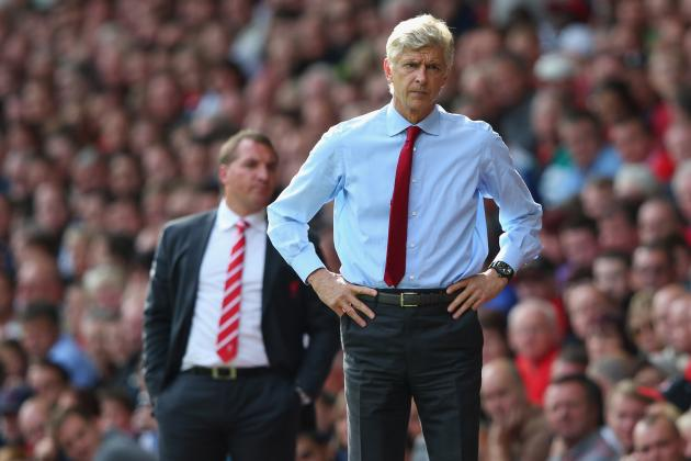 Key Talking Points Ahead of Liverpool's Clash with Arsenal