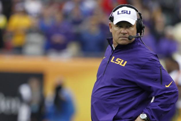 LSU Football Recruiting: Top Class Ushers in New Era for Les Miles and Tigers