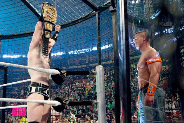 Examining How the PG Rating Has Affected WWE's Elimination Chamber