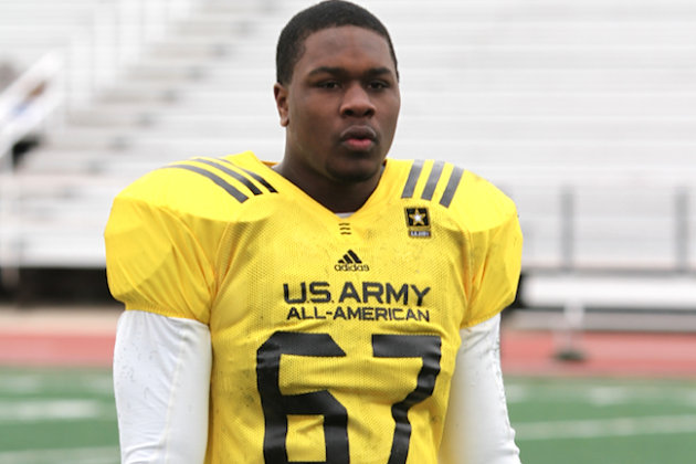 Malik McDowell Reportedly Hasn't Sent His Letter of Intent to Michigan State