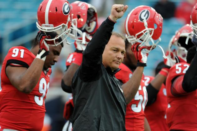 Richt on Carter: 'I Heard the Screaming so I Figured It Was Good News'