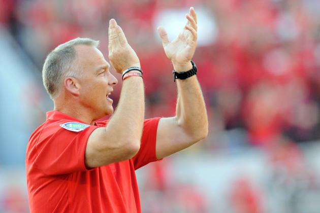 Richt: 'I'm as Excited and Energized as I've Been in a Long Time'