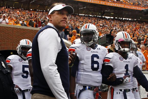 Auburn Football: Gus Malzahn's Recruiting Strategy Hits the Mark