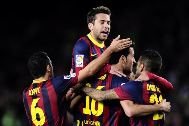 Barcelona vs. Real Sociedad Score, Grades and Post-Match Reaction