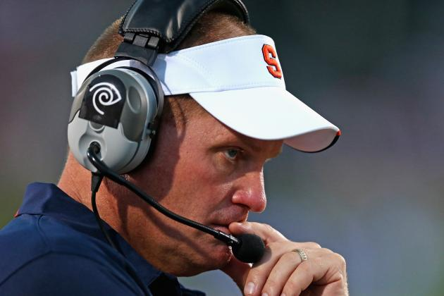 Syracuse Announces 2014 Recruiting Class