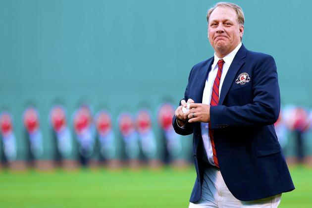 Curt Schilling Reveals He Has Been Diagnosed with Cancer