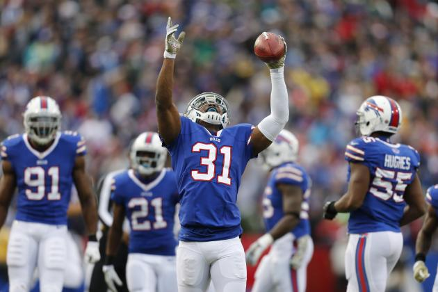 Buffalo Bills Should Negotiate with  Jairus Byrd, but Must Set Financial Limit