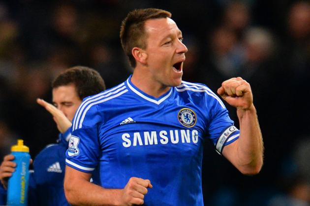 Is John Terry a Manager in Waiting for Chelsea?