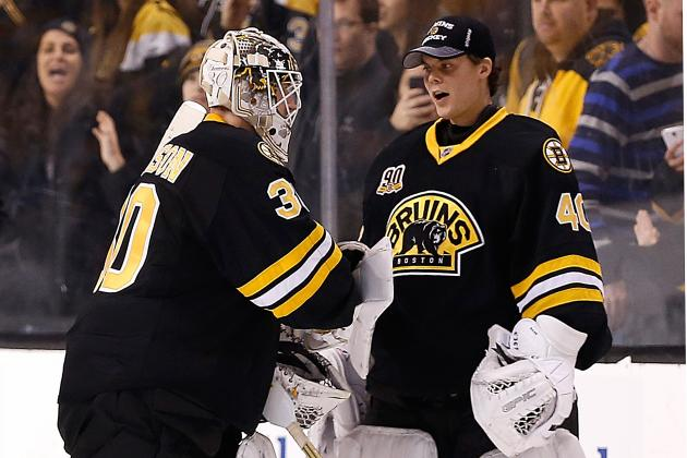 Should the Boston Bruins Let Tuukka Rask Start Olympic Break a Day Early?