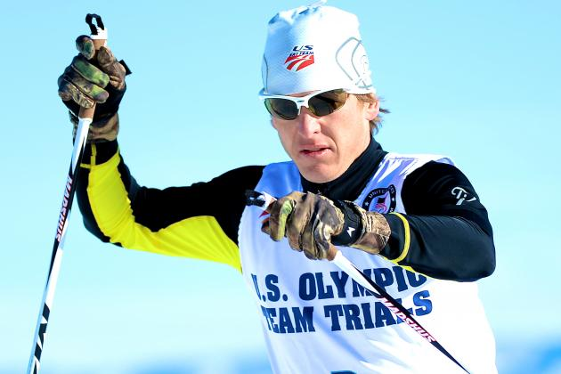 Todd Lodwick Announced as Team USA Flag Bearer for Sochi Olympics