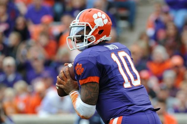Tajh Boyd NFL Draft 2014: Highlights, Scouting Report for New York Jets QB
