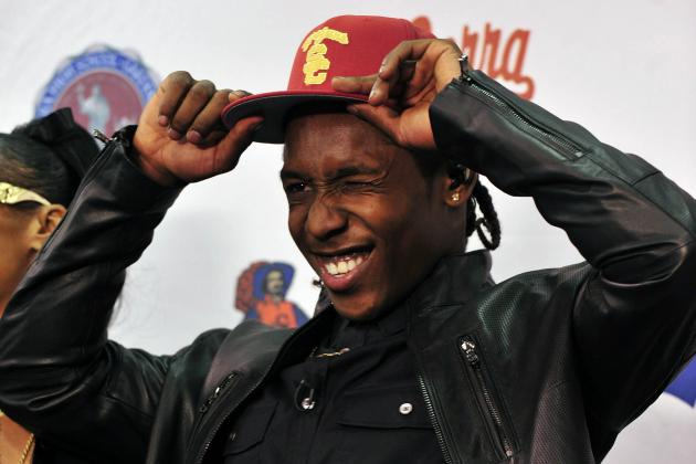 Adoree' Jackson Officially Sends His Letter of Intent to USC